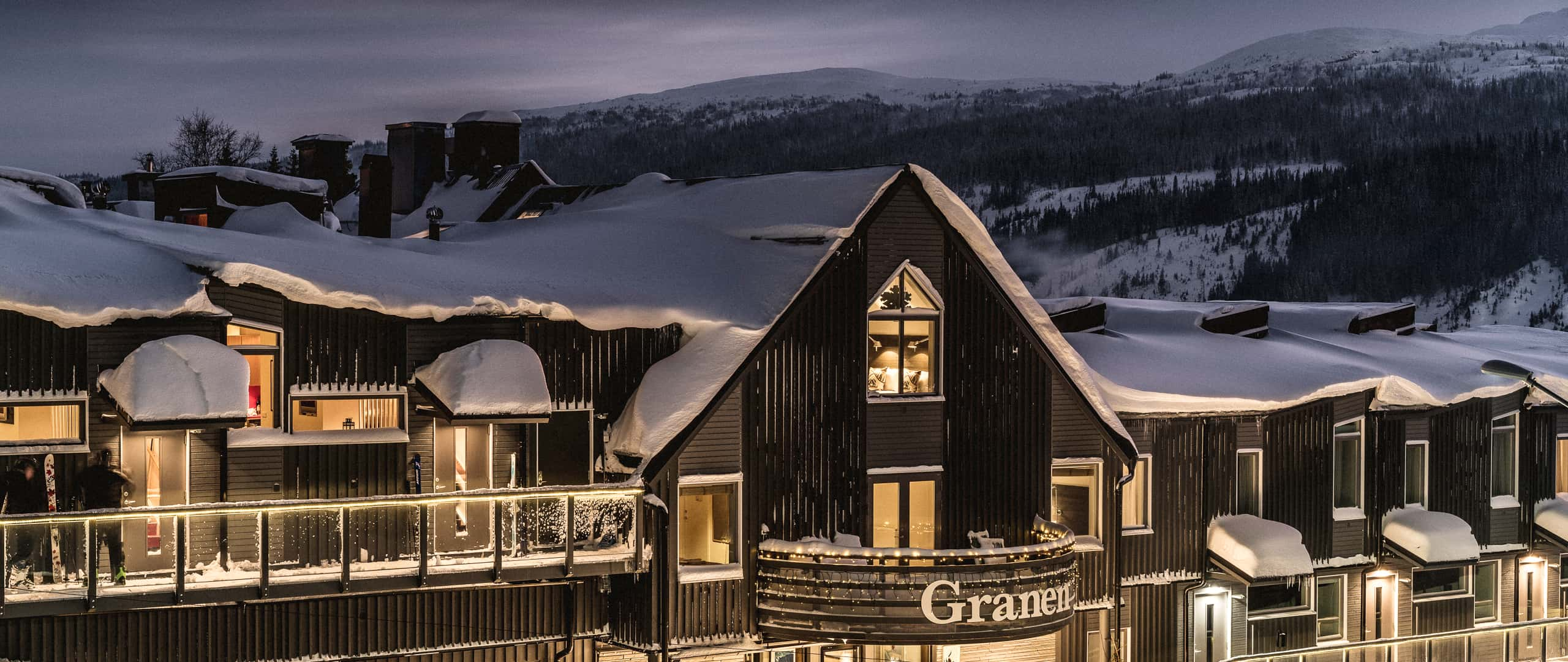 Hotell Åre Granen